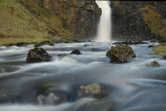 Waterfall on Skye (Photo: Cailean MacLean)
